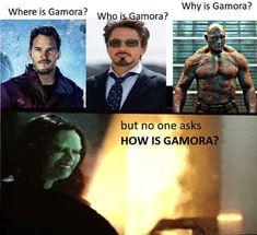 *SPOILER*: Gamora is DEAD