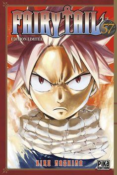 Une édition spéciale pour le tome 57 de Fairy Tail