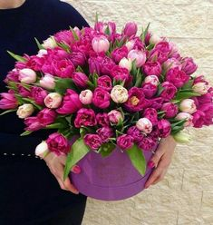 Flower Landscape, Tulips, Floral Wreath, Wreaths, Martie, Spring, Fruit, Box, Decor