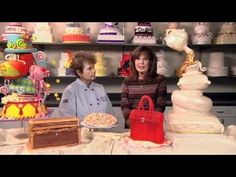 ▶ Advance Fondant & Gum Paste with Colette Peters - YouTube