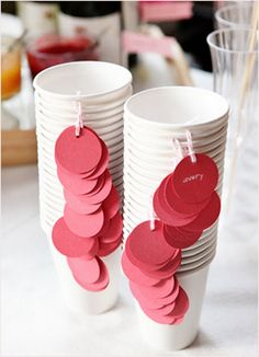 Pera Chapita: Don't worry about drinking out of someone else's cup with this idea...