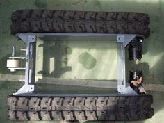 nanopelle autoconstruite sur base chenillard Bach Alu modifiée - Page 3