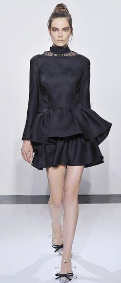 valentino little black dress  #WhiteMarksFail #SpringVoxBox @Secretly Deodorant  @InfluensterVox