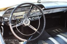 1962 Mercury Monterey : I found this model of car for sale ...