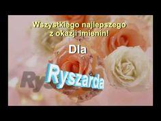 Piosenka z imieniem Ryszard, na imieniny - YouTube Happy Birthday, Youtube, Names, Gifts, Pictures, Happy Brithday, Presents, Urari La Multi Ani, Happy Birthday Funny