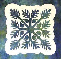 Hawaiian quilt patterns, Hawaiian quilts, kits from Quilt Hawaiian Hawaiian Quilt Patterns, Hawaiian Pattern, Applique Quilt Patterns, Hawaiian Quilts, Aplique Quilts, Hawaiian Crafts, Two Color Quilts, Quilting Designs, Quilting Stencils
