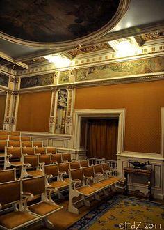 Theatre - Peles Castle IV