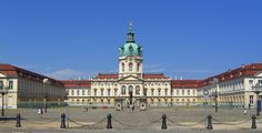 Schloss Charlottenburg, Berlin, Gemany  #castle #berlin