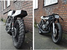 Yamaha RD 400 by The Wrenchmonkees