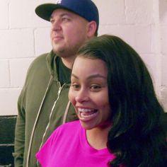 Blac Chyna Takes Rob Kardashian to ''Ratchet'' Strip Club Where She Used to…