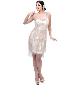 Womens 1920s Style Dresses and Clothing photo @VintageDancer.com