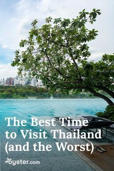 Here are a few weather-related tips to consider before you book your trip to Thailand. Plus, where to stay once you get there.
