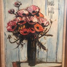 Check out this beautiful Bernard Buffet available at our upcoming auction #forauction #abaauction #auction #signed #oiloncanvas #original #bernardbuffet 1:00pm auction 12pm preview #amherstny #northbaileyfireco #whypayretail #buffalo Oil On Canvas, Buffalo, Auction, The Originals, Check, Painting, Beautiful, Instagram, Art