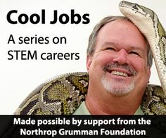 Cool Jobs: Explosive pursuits | Science News for Kids