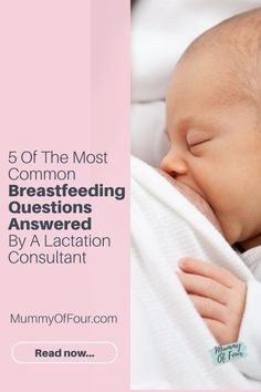 Breastfeeding is supposed to be a natural thing. While it is the most natural thing in the world, it does not necessarily come naturally to . Breastfeeding Problems, Breastfeeding Clothes, Kid N Teenagers, Kids, Question And Answer, This Or That Questions, Lactation Consultant, Most Common