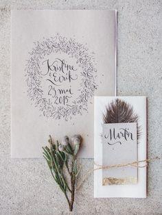 Real life wedding, Norway // Nordiske Bryllup / Nordic Weddings, Photo: C.W.Rosenhoff