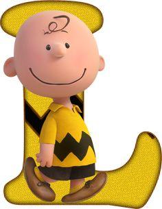 *✿**✿*L*✿**✿* Snoopy Birthday, Snoopy Party, 1st Birthday Girls, Peanuts Cartoon, Peanuts Snoopy, Bolo Snoopy, Peanuts Dance, Scrapbook Letters, Alphabet Print