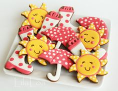 LilaLoa: Raining Sunshine-These might be my next cookies!