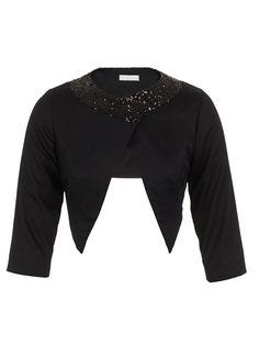 Cocktail jacket Black