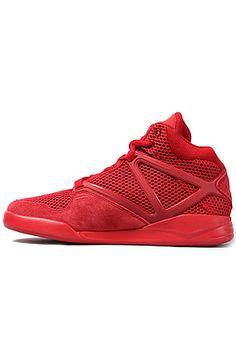 Reebok Shoes Pump Omni Lite Mesh in Red