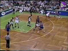 1bb00fdb5021 Larry Bird s Last Game at Boston Garden  Cavs   Celtics 1992 Playoffs Game  6 - YouTube