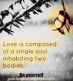 Love quote via www.Facebook.com/BeYourself09