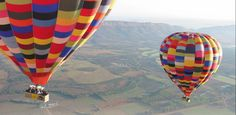 Looking for Property in Hartbeespoort and surrounds? Area Information and Homes for Sale in Hartbeespoort. Balloon Rides, Hot Air Balloon, Air Ballon, Skiing In Japan, Johannesburg City, Around The World In 80 Days, Above The Clouds, Best Places To Travel, Travel And Leisure