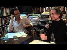 Ricardo Piglia con Javier Trímboli en la Librería Crack-Up (primera parte)