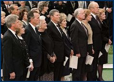 The Nixon Funeral