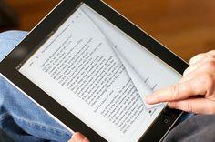 E-book, w którym można przewracać kartki