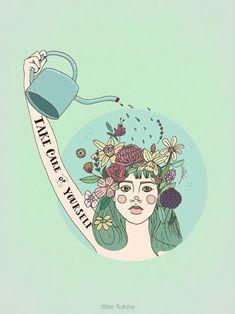 Take care of yourself! #tattoocare
