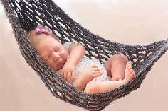 crochet baby hammock pattern