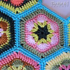 This is a tutorial on joining crocheted motifs together with single crochet stitches. The method is smooth, sturdy, and offers an extra bit of color to any project where motifs need to be joined.