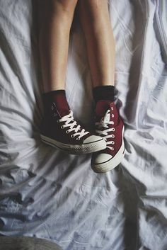 converse: always wanted the red converse!!