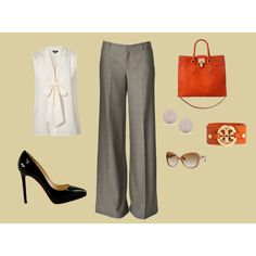 workday, created by stlshopaholic.polyvore.com