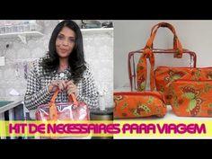 Aprenda a fazer uma necessaire charmosa em patchwork com Patricia Washhington - YouTube