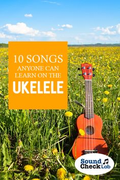 How To Play The Piano 10 Songs Anyone Can Learn on the Ukelele. Want to know how to play the ukelele? Playing the Uke is a fun way to get creative with music. Check out these 10 songs any ukelele beginner can get started on and be the life of the party. Easy Ukelele Songs, Ukulele Songs Beginner, Ukulele Chords Songs, Ukulele Tabs, Guitar Songs, Ukulele Cords, Guitar Art, Piano Lessons, Music Lessons