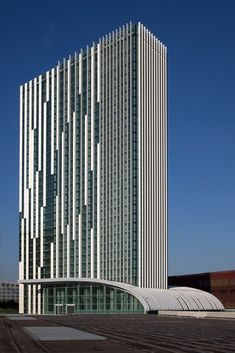 Office Tower Europarco - larson ® Light Grey - Roma (ITALY)
