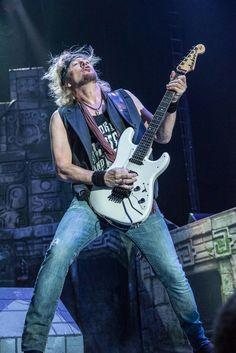 Happy birthday to Adrian Smith 🤘 Iron Maiden Cover, Iron Maiden Band, Iron Maiden Shirt, Iron Maiden The Trooper, Iron Maiden Posters, Iron Maiden Albums, Eddie The Head, Adrian Smith, Number Of The Beast