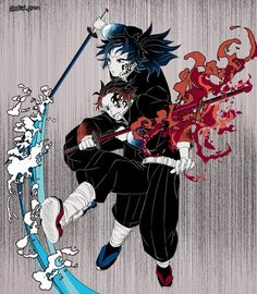 Imágenes random de Kimetsu no Yaiba - Giyu Tomioka Anime Angel, Anime Demon, Manga Anime, Anime Art, Demon Slayer, Slayer Anime, Link Art, Demon Hunter, Handsome Anime Guys