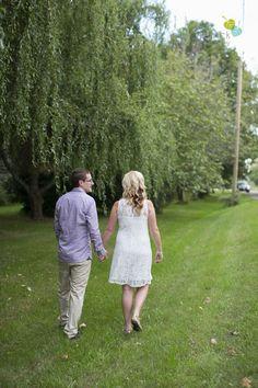 Engagement Pictures, White Dress, Photography, Dresses, Fashion, Vestidos, Moda, Engagement Photos, Photograph