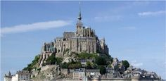 Mont Saint Michel - The religious site that is the most special to me.