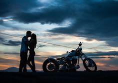 Sara & Joe | #motorcycle by Eric James Leffler - California/Destination Wedding Photographer, Eric James Photography, www.ericjamesphoto.com