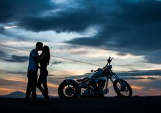 Sara & Joe | #motorcycle by Eric James Leffler - California/Destination Wedding Photographer, Eric James Photography, www.ericjamesphoto.com