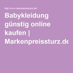 1000 ideas about babykleidung g nstig on pinterest. Black Bedroom Furniture Sets. Home Design Ideas