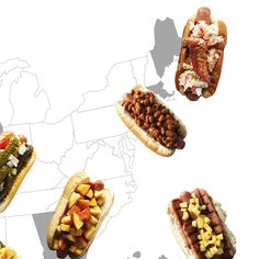 The United Hot Dogs of America -- Delish