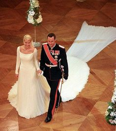 Wedding Princess  Mette Marit