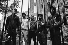 """South London """"Spittaz"""" 67 are the realest crew in UK rap next too Section Boyz. 67 have clocked up plays in the millions for their eerily dark musings of Romeo And Juliet Costumes, Girl Face Tattoo, Brit, Photoshoot Concept, Uk Music, Violent Crime, Spiderman Art, Street Culture, Youth Culture"""