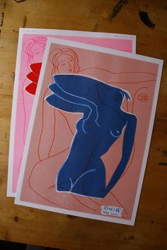 Image of poster/zine Riso print Art World, Zine, Work On Yourself, Colours, Texture, Poster, Image, Ivy, Surface Finish