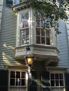 Beacon Hill, Boston (USA)